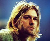 Teen Spirit of Kurt Cobain