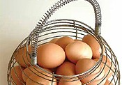 Don't put all your eggs into one basket