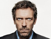 Hugh Laurie makes a House Call