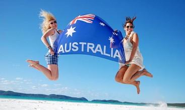 Австралия - жизнь вверх ногами