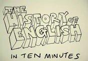 Занимательная история английского языка всего за 10 минут!