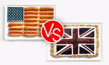 Американский VS британского, противостояние продолжается!