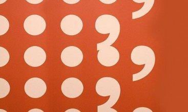 Точка, точка, запятая или Английская пунктуация на практике
