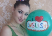 In love with the English!! Love is beautiful to those who will not ask you to iron pants, or cook dinner or make a scandal in the evening after work! No, this is not, the name of the second half - in English! Fall in love in English!