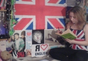 ENGLISH - always on my mind, always in my heart, always in my dreams, always, all the time!!!